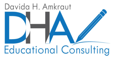 DHA Educational Consulting Logo